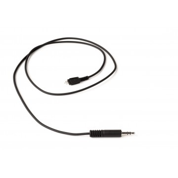 Monaural direct audio input cable