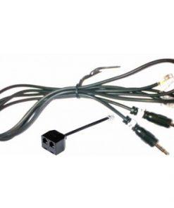Listenor Pro with headphones